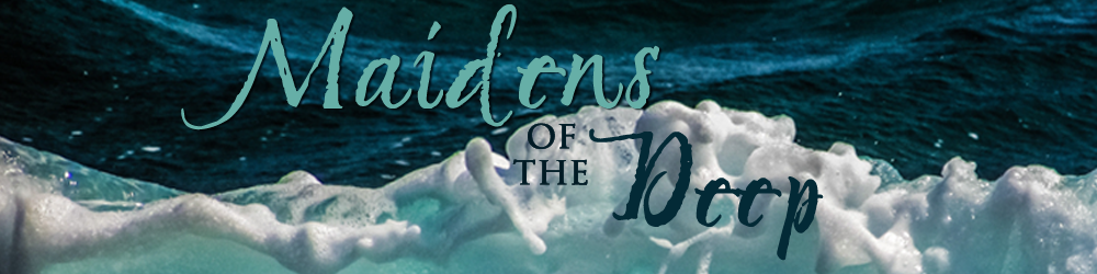 Mermaids of the Deep Logo