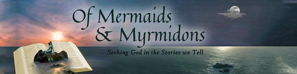 Of Mermaids & Mrymidons Logo